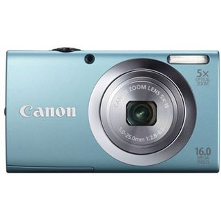 Canon PowerShot A2400 IS BLAU - Digitalkamera