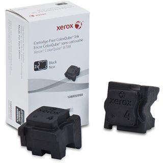 Xerox Tinte 2 Sticks 108R00998 schwarz