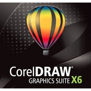 Corel CorelDraw Graphics Suite X6 Handbuch (DE)