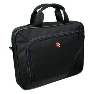 Port Tasche Designs BOSTON IV + Wired Mouse schwarz bis 15,6