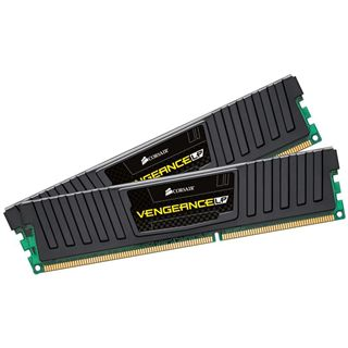 16GB Corsair Vengeance LP schwarz DDR3-1600 DIMM CL10 Dual Kit