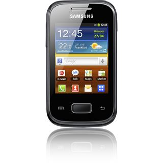 Samsung Galaxy Pocket S5300 3 GB schwarz