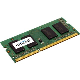 4GB Crucial Value DDR3-1600 SO-DIMM CL11 Single
