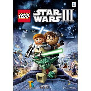LEGO Star Wars 3 - The Clone Wars (MAC)