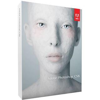 Adobe Photoshop CS6, Update von CS5 32/64 Bit Deutsch Grafik Update PC (DVD)