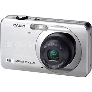 Casio Computer EX-Z 90SDSRHCA Digital-Kamera, 12,10 Megapixel