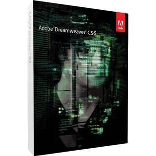 Adobe Dreamweaver CS6 Deutsch Grafik Vollversion Mac (DVD)
