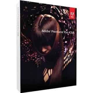 Adobe Premiere Pro CS6, Update von CS3/CS4/CS5 64 Bit Deutsch Grafik Upgrade PC (DVD)