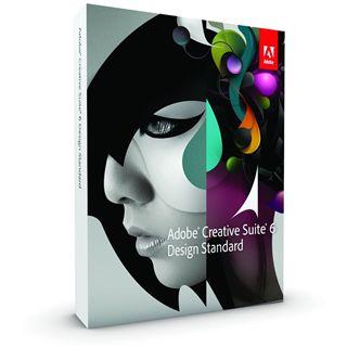 Adobe Creative Suite 6.0 Design Standard 32/64 Bit Deutsch Grafik Vollversion PC (DVD)