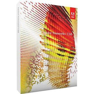 Adobe Fireworks CS6 32 Bit Deutsch Grafik Update PC (DVD)