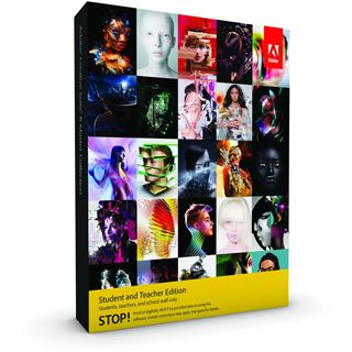 Adobe Creative Suite 6.0 Master Collection 64 Bit Deutsch Grafik EDU-Lizenz Mac (DVD)