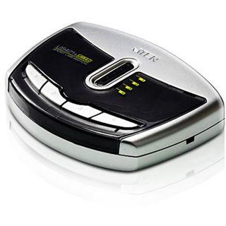 ATEN Technology US421 4-fach USB 2.0 Sharing Switch