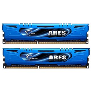 8GB G.Skill Ares DDR3-1600 DIMM CL8 Dual Kit