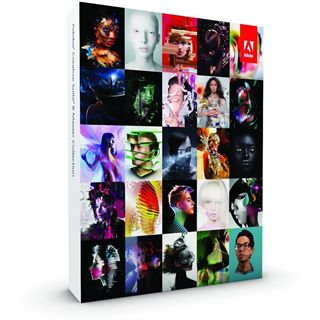 Adobe Creative Suite 6.0 Master Collection 64 Bit Englisch Grafik EDU-Lizenz PC (DVD)