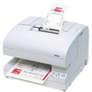Epson Epson TM-J7500 parallel weiß Tinte Drucken Parallel