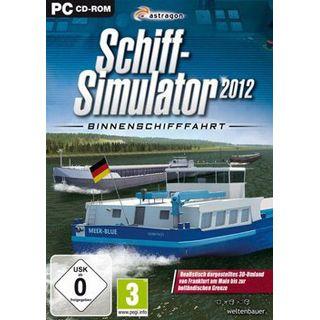 Schiff-Simulator 2012 - Binnenschifffahrt (PC)