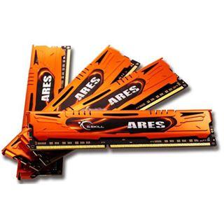 16GB G.Skill Ares DDR3-1333 DIMM CL9 Quad Kit