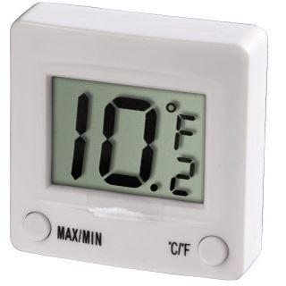 Xavax Digital-Thermometer, Weiß