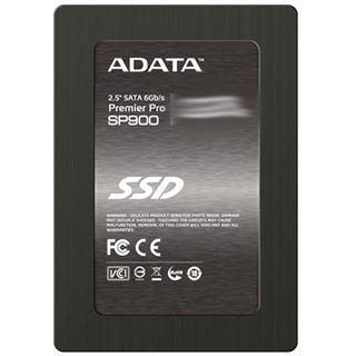 "64GB ADATA Premier Pro 2.5"" (6.4cm) SATA 6Gb/s MLC synchron (ASP900S3-64GM-C)"