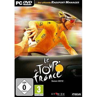 Tour de France 2012 - Radsport Manager (PC)