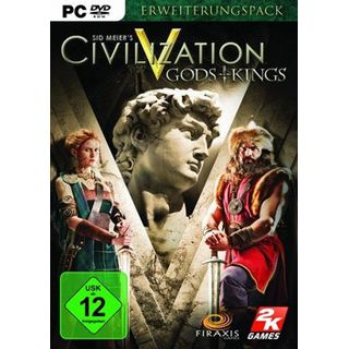 Civilization V - Gods and Kings (Add On) (PC)