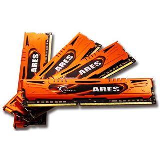 32GB G.Skill Ares DDR3-1600 DIMM CL10 Quad Kit