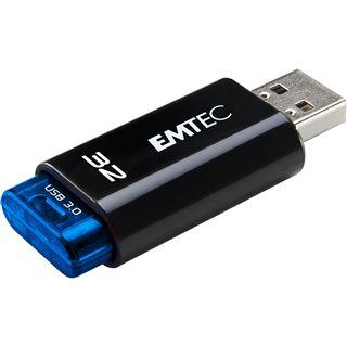 32 GB EMTEC C 650 schwarz/blau USB 3.0