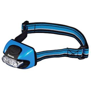 Hama Stirnlampe HL- 30, Blau