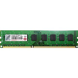8GB Transcend JetRAM DDR3-1333 DIMM CL9 Single
