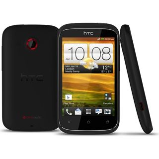 HTC Desire C 4 GB schwarz