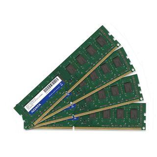 32GB ADATA Premier-Serie DDR3-1600 DIMM CL11 Quad Kit