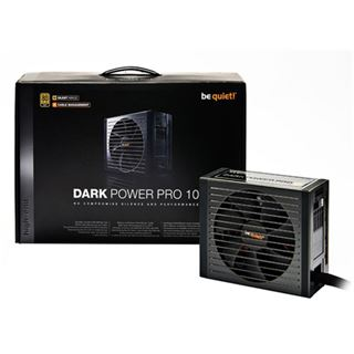 550 Watt be quiet! Dark Power Pro 10 Modular 80+ Gold