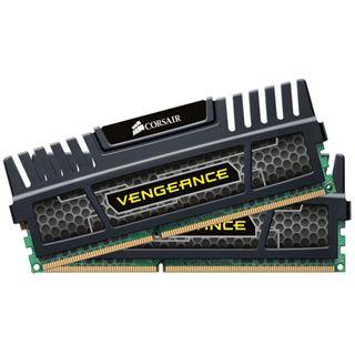16GB Corsair Vengeance schwarz DDR3-1600 DIMM CL9 Dual Kit