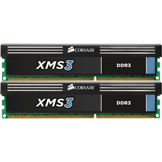 16GB Corsair XMS3 DDR3-1333 DIMM CL9 Dual Kit
