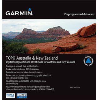 Garmin Topo Australien und Neuseeland MicroSD/SD