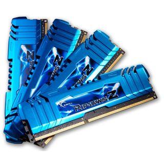 16GB G.Skill RipJawsZ DDR3-1600 DIMM CL7 Quad Kit