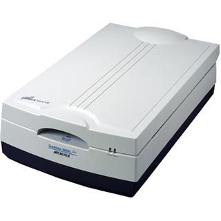 Microtek ScanMaker 9800XL Plus Flachbettscanner USB 2.0