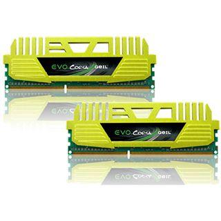 16GB GeIL EVO Corsa DDR3-1600 DIMM CL10 Dual Kit