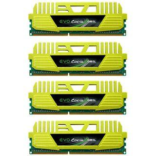 16GB GeIL EVO Corsa Quad Channel DDR3-1866 DIMM CL9 Quad Kit