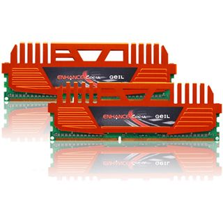 8GB GeIL Enhance Corsa DDR3-1333 DIMM CL9 Dual Kit