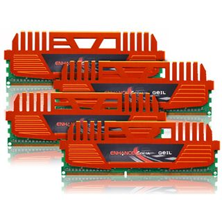 16GB GeIL Enhance Corsa DDR3-1333 DIMM CL9 Quad Kit