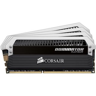 16GB Corsair Dominator Platinum DDR3-2400 DIMM CL9 Quad Kit
