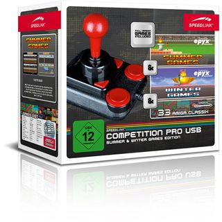 Speedlink Joystick Competition Pro Summer&Winter Games Ed.