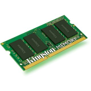 4GB Kingston Value DDR3-1333 SO-DIMM Single