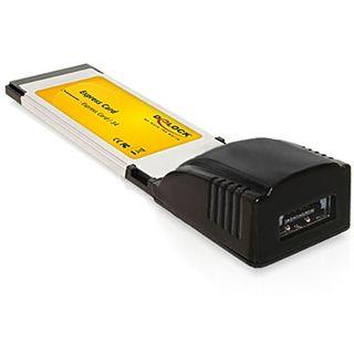 Delock Express Card > 1 x Multiport USB 3.0 + eSATAp