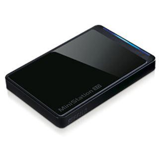 """1000GB Buffalo MiniStation HD-PCT1TU3/B-EU 2.5"""" (6.4cm) USB 3.0 blau"""