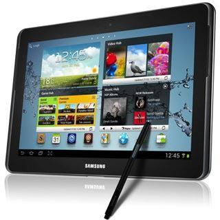 """10.1"""" (25,65cm) Samsung Galaxy Note 10.1 N8000 WiFi/Bluetooth V4.0 16GB schwarz/grau"""