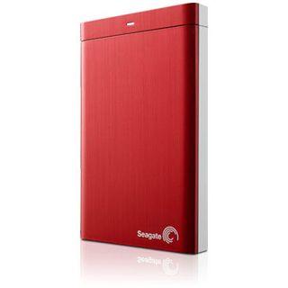 """500GB Seagate Backup Plus Portable STBU500203 2.5"""" (6.4cm) USB 3.0 rot"""
