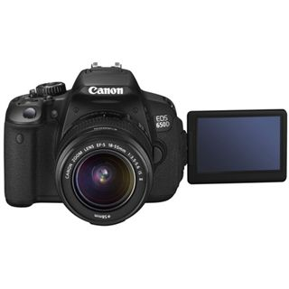 Canon EOS 650D Kit inklusive EF-S 18-55 mm f/3.5-5.6 IS II