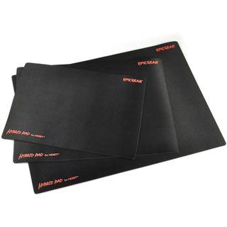 epicgear Hybrid Pad Large 420 mm x 300 mm schwarz